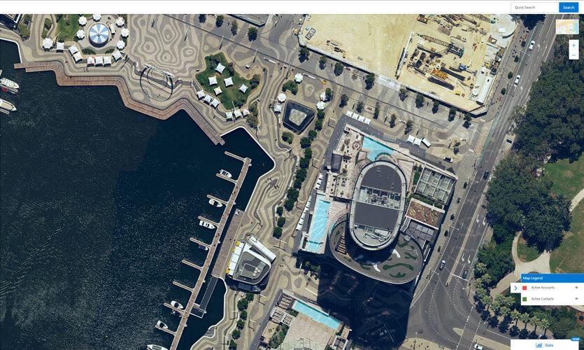 Satellite and Aerial Data